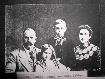 The Ashby Family