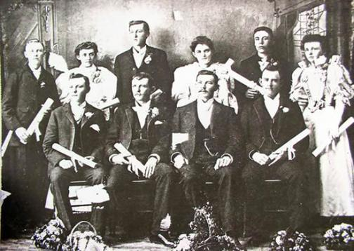 PHS Class of 1895